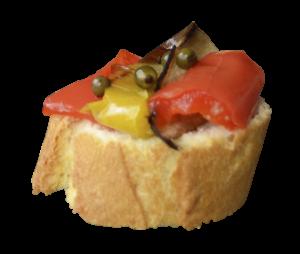 baguette mini-sendvic