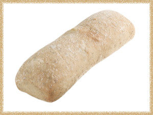 Plain bread 80g
